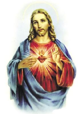 Sagrado Coração de Jesus - DRACENA